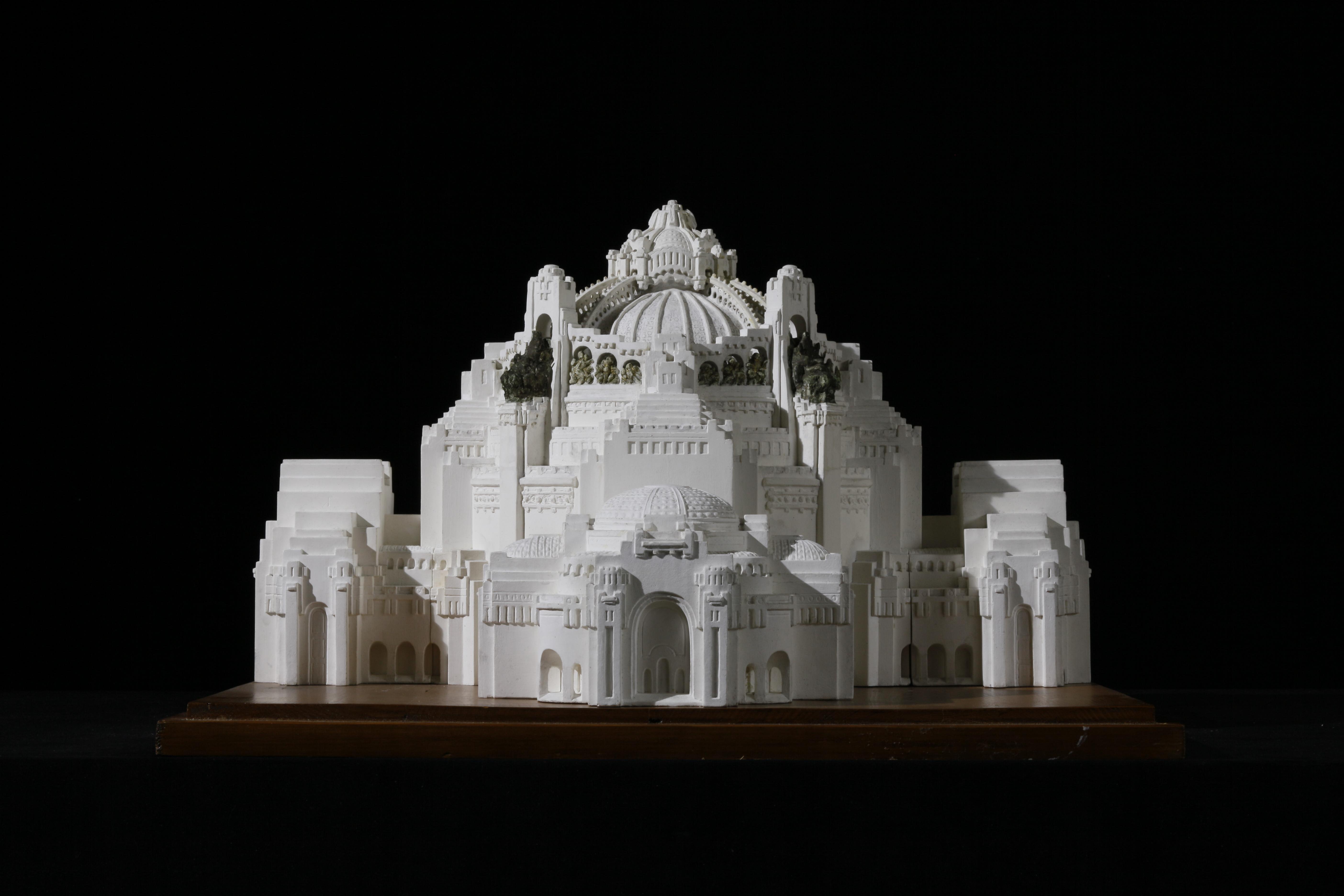 collections de la galerie d 39 architecture moderne et contemporaine cit de l 39 architecture du. Black Bedroom Furniture Sets. Home Design Ideas