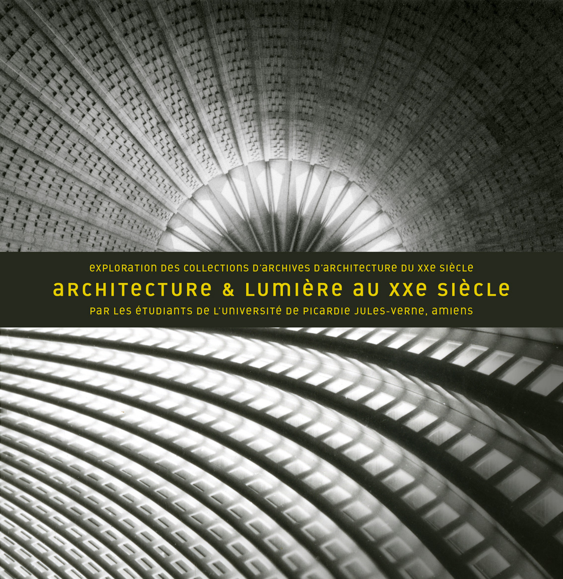 Architecture lumi re au xxe si cle cit de l for Architecture 20eme siecle