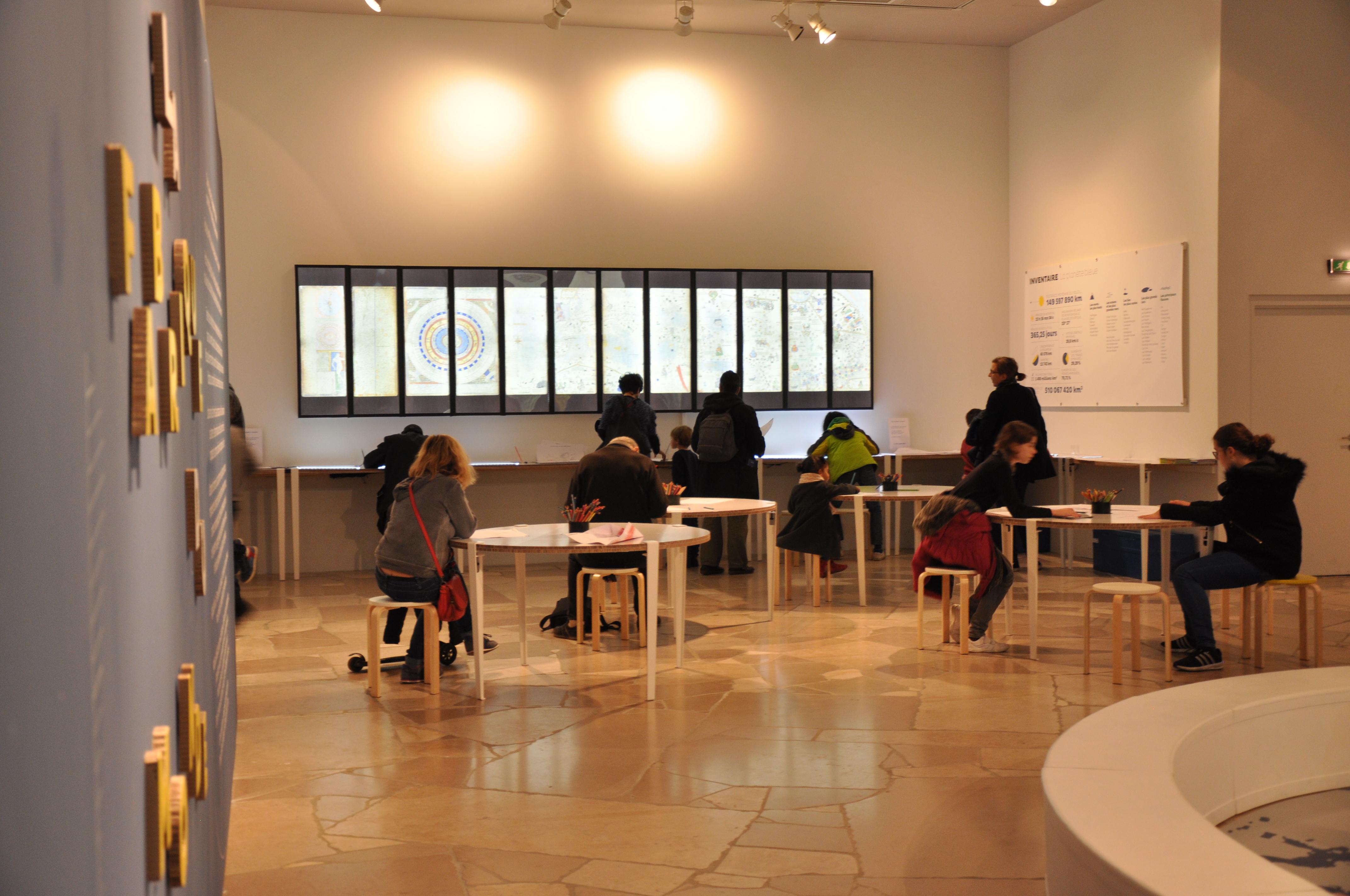 la fabrique du monde l 39 atelier cit de l 39 architecture du patrimoine. Black Bedroom Furniture Sets. Home Design Ideas