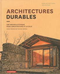 Architectures durables - couv
