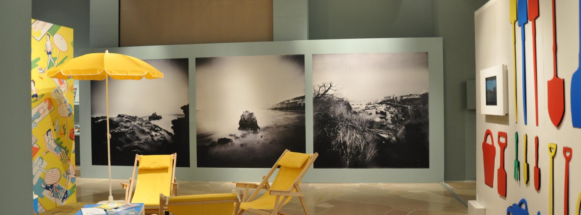 espace atelier tous la plage cit de l 39 architecture du patrimoine. Black Bedroom Furniture Sets. Home Design Ideas