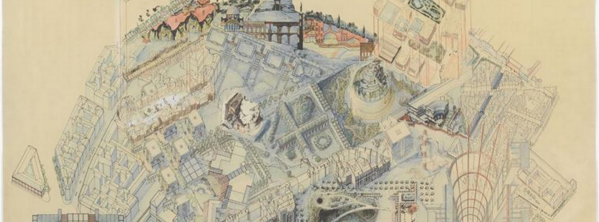 Le retour à la ville des architectes français (1966-1989)