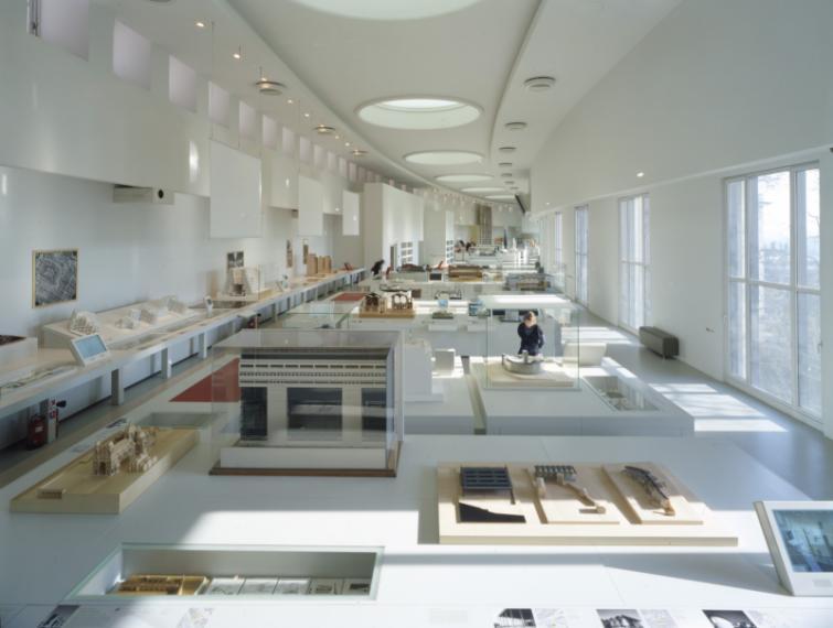 De la r volution industrielle nos jours cit de l for L architecture moderne