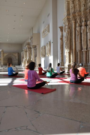 Yoga et architecture