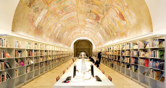 Bibliothèque darchitecture du xxe et xxie siècle