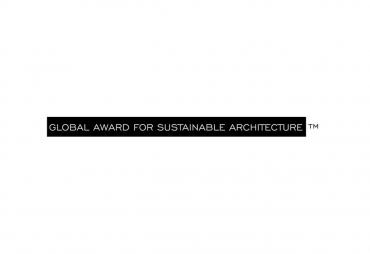 Global Award for Sustainable Architecture™